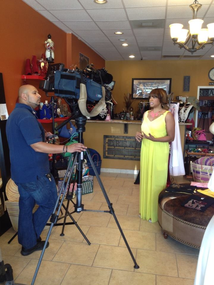 How to get media to cover your event - TheMarketing Stylist.com - Smahrt Girl Rock Your Dress Prom Dress Giveaway